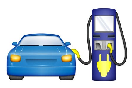 Emoji in Support of Electric Vehicles