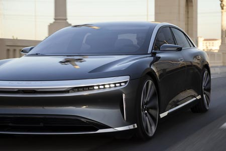 Lucid Motors to Provide Customers with Access to Electrify America