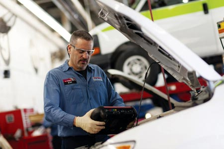 Pep Boys Expands Capabilities