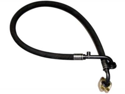 Hydraulic/oil hose assy