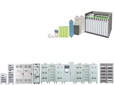 Battery Test & Automation Solution