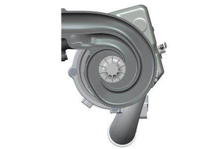 BorgWarner Introduces Dual Volute Turbocharger for Gasoline Engines